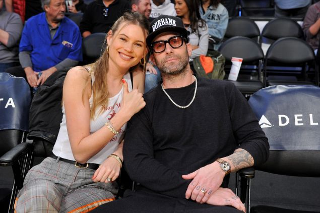 Adam Levine and Behati Prinsloo sell Beverly hills home
