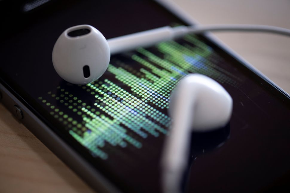 Experts predict the future of tech audio will go beyond ringtones.