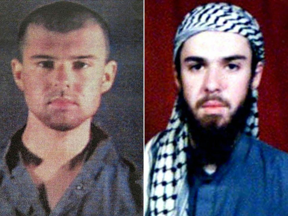 American Taliban John Walker Lindh
