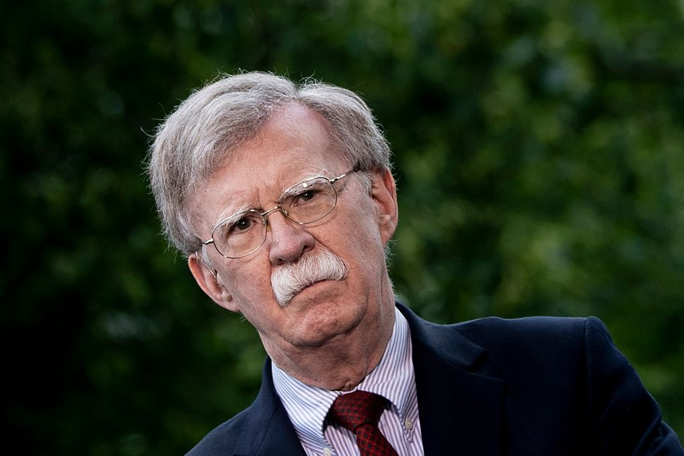 National Security Advisor John Bolton