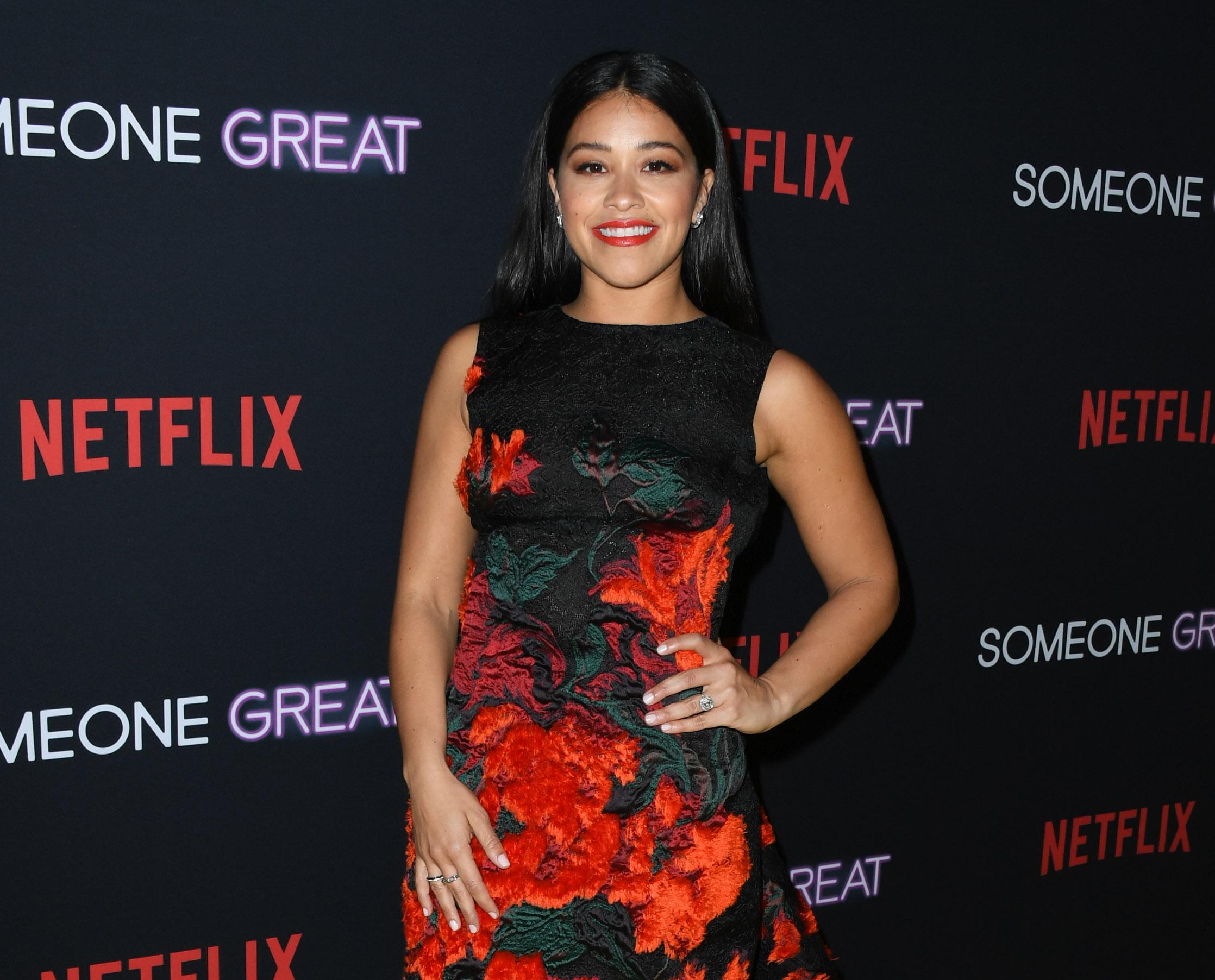 Netflix Gina Rodriguez Awake Details