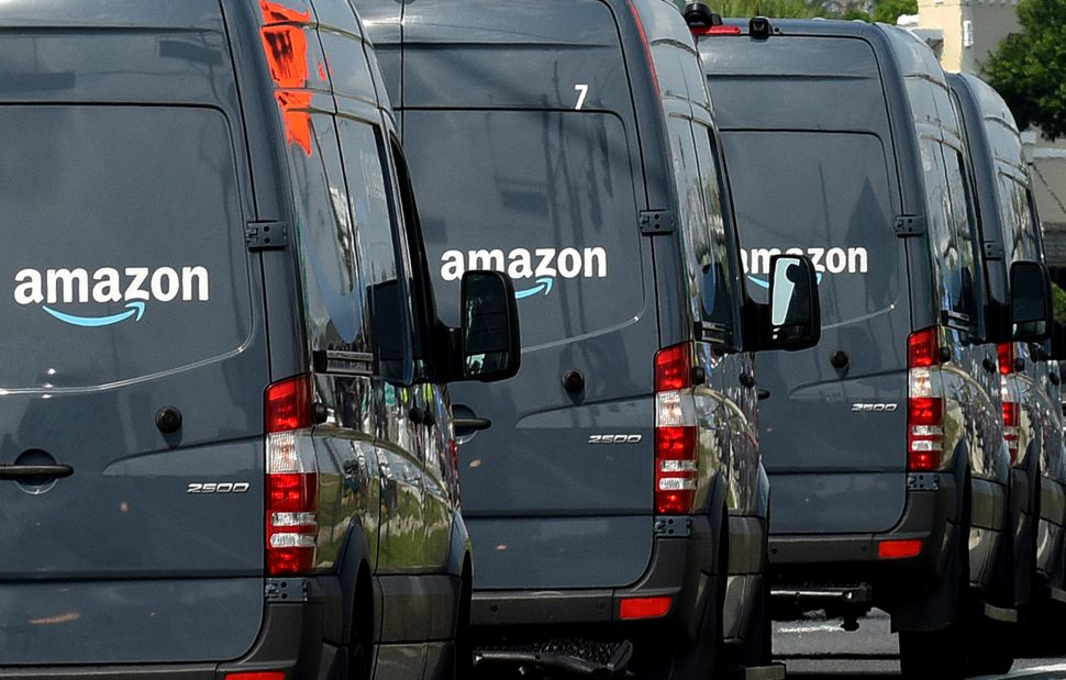 Amazon is getting environmental pressures from its own employees.