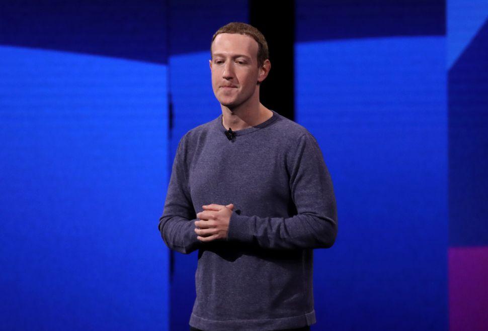 Mark Zuckerberg was not a big fan of Chris Hughes' suggestion to fix Facebook.