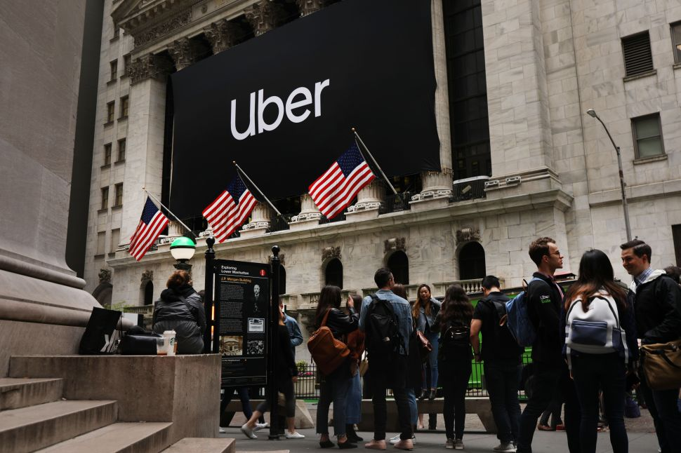 Uber's IPO was caught up in the crossfire of an escalating U.S.-China trade war.