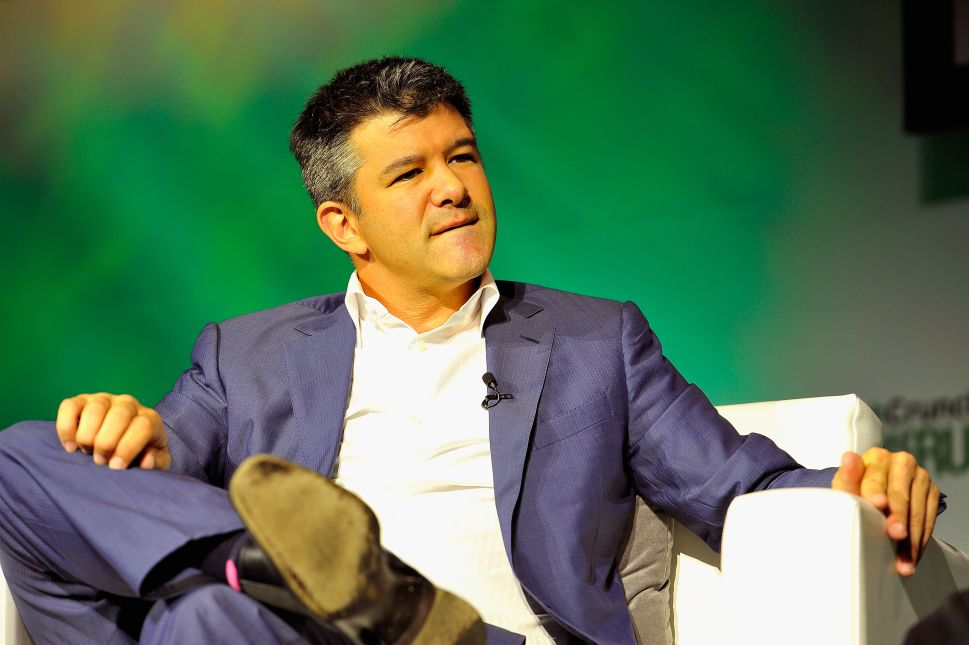 Travis Kalanick's stake in Uber was worth $9 billion at the time of Uber's IPO.