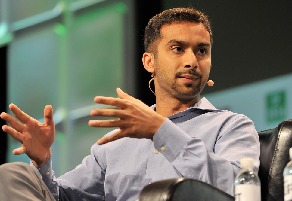 Founder and CEO of Instacart Apoorva