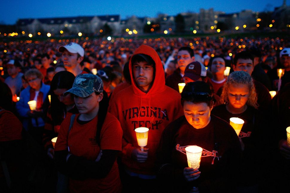 Virginia Tech Community Mourns Day After Deadliest U.S. Shooting