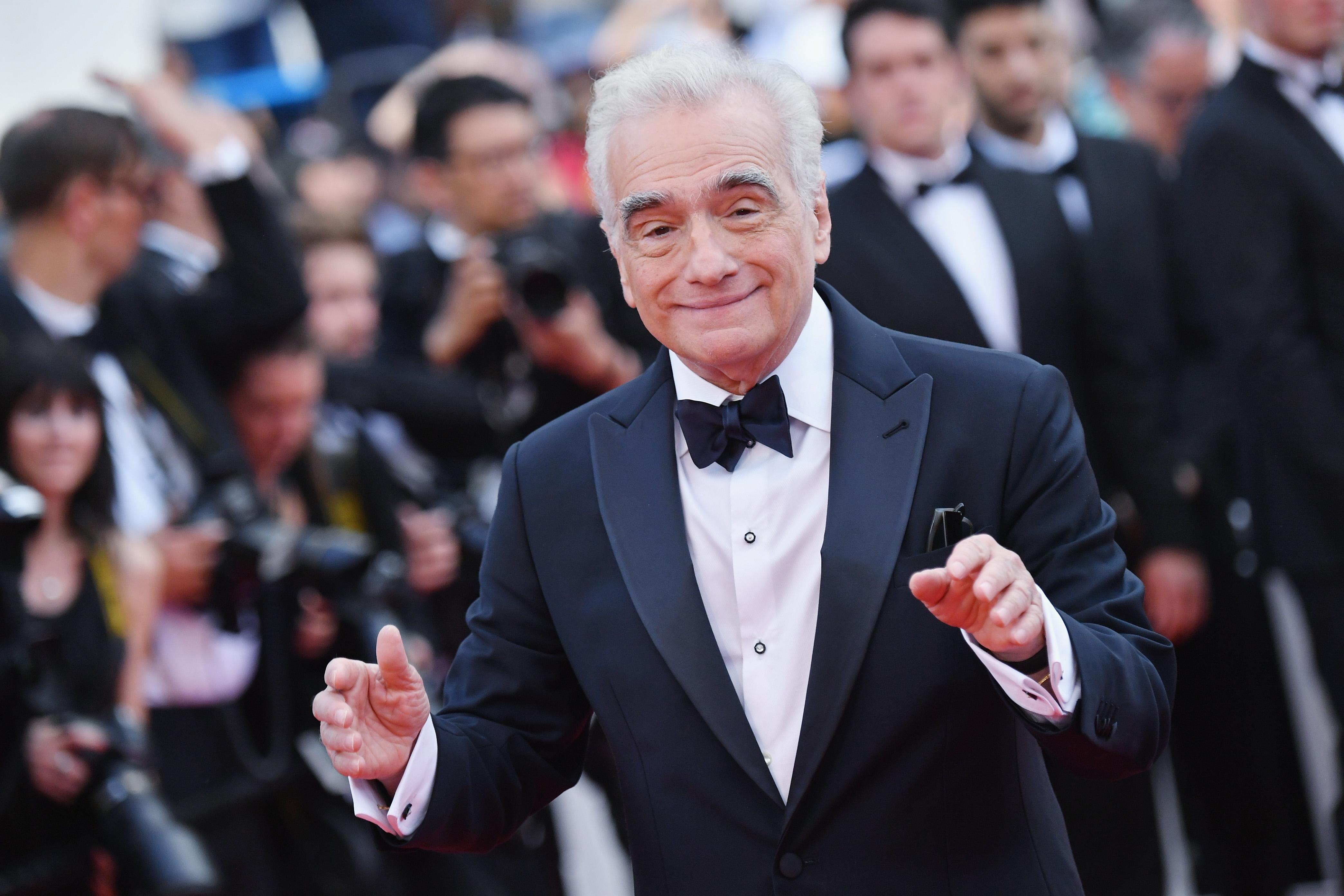 Netflix Martin Scorsese The Irishman