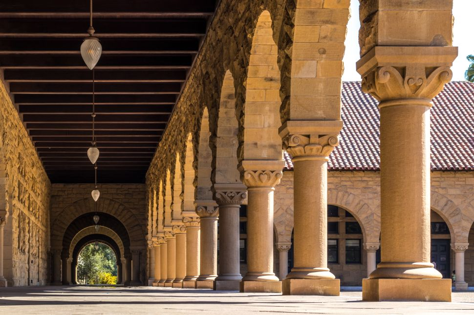 Stanford has expelled the student over falsified credentials in her application.