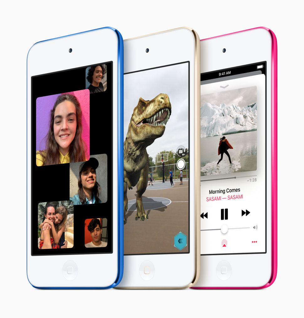 Apple is releasing its latest version of the iPod Touch this week.