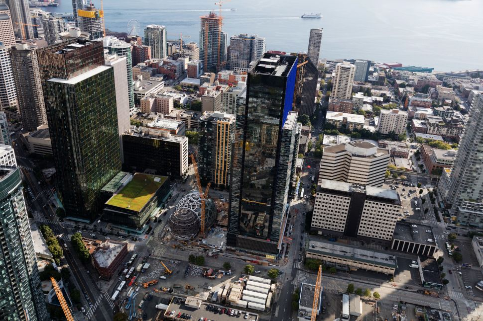 Amazon's campus in Seattle has caused a major cost of living problem in the city.