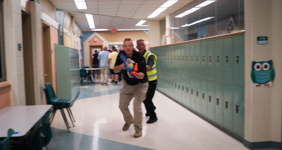 ALICE Training - Active Shooter Training