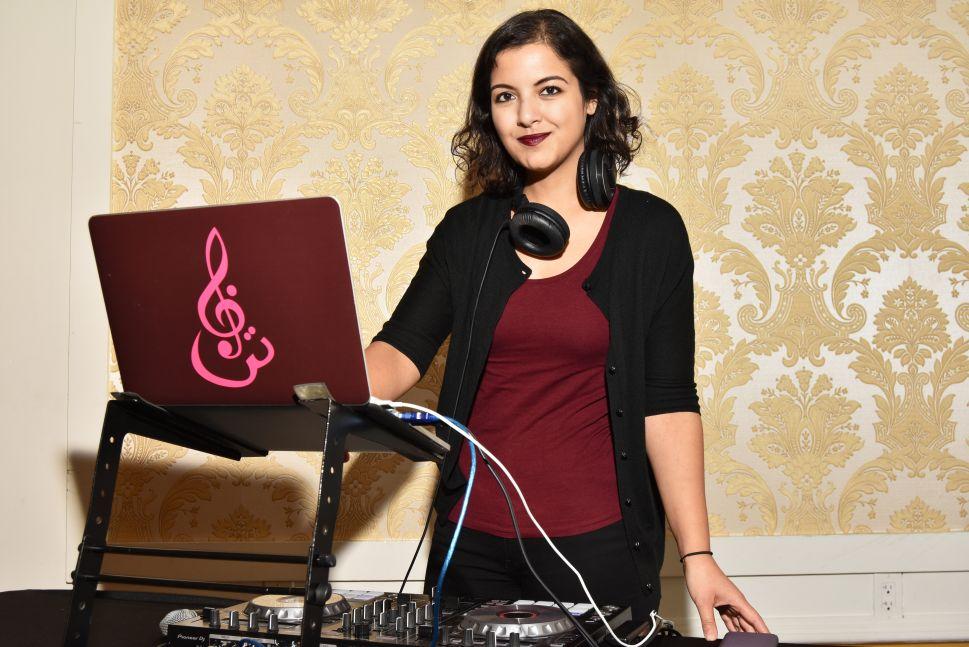 Fatin Jarara, DJ Fatin