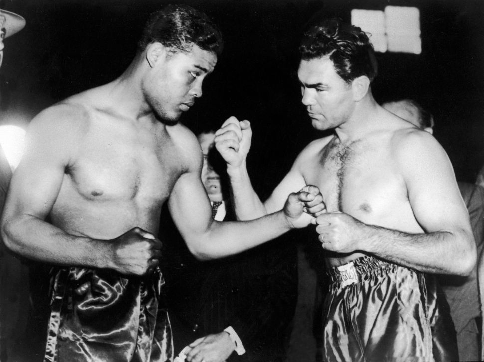 Joe Louis And Max Schmeling