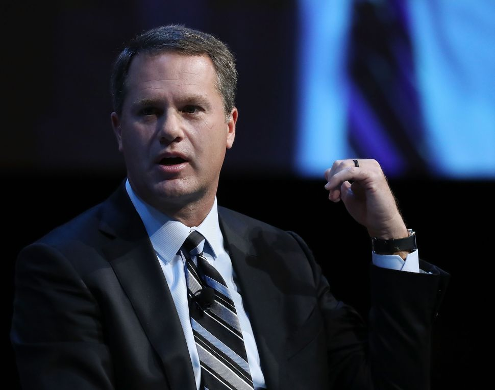 Doug McMillon, president and CEO of Walmart.