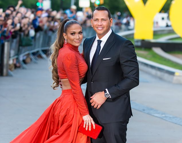 Jennifer Lopez and Alex Rodriguez apartment search