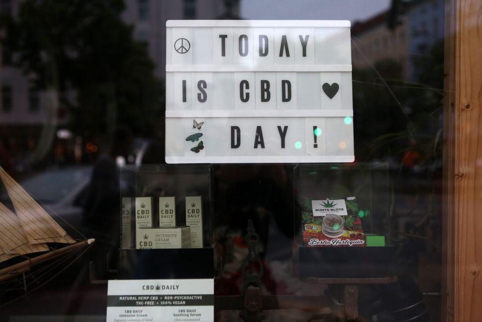 The CBD market