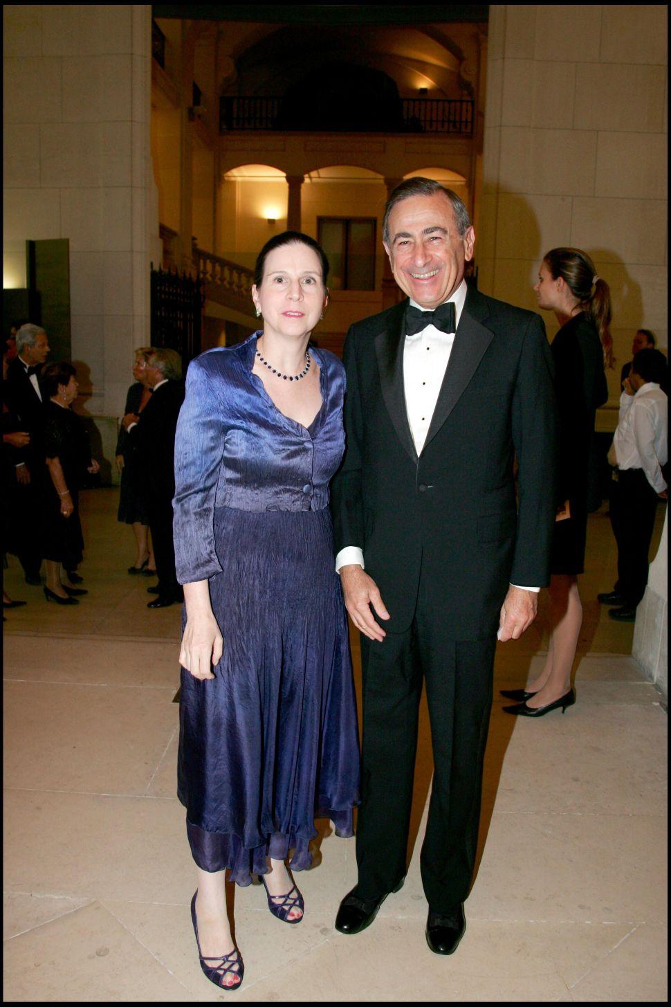 Bernard Selz and Lisa Selz