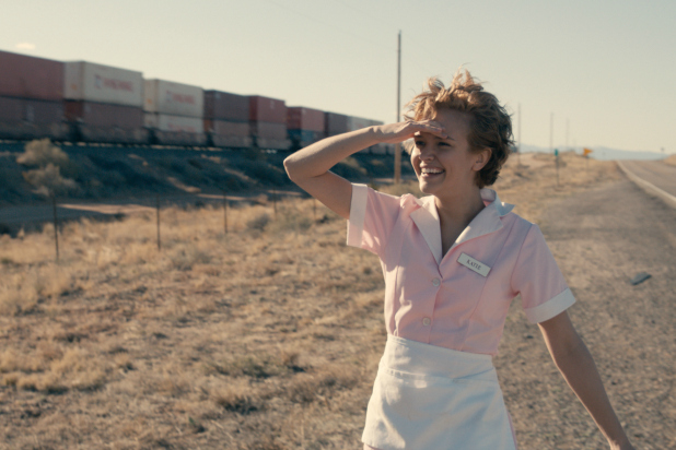 Olivia Cooke in Katie Says Goodbye.