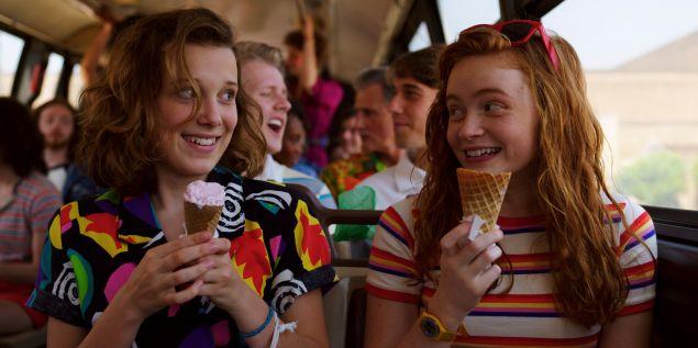 Netflix Stranger Things Rotten Tomatoes