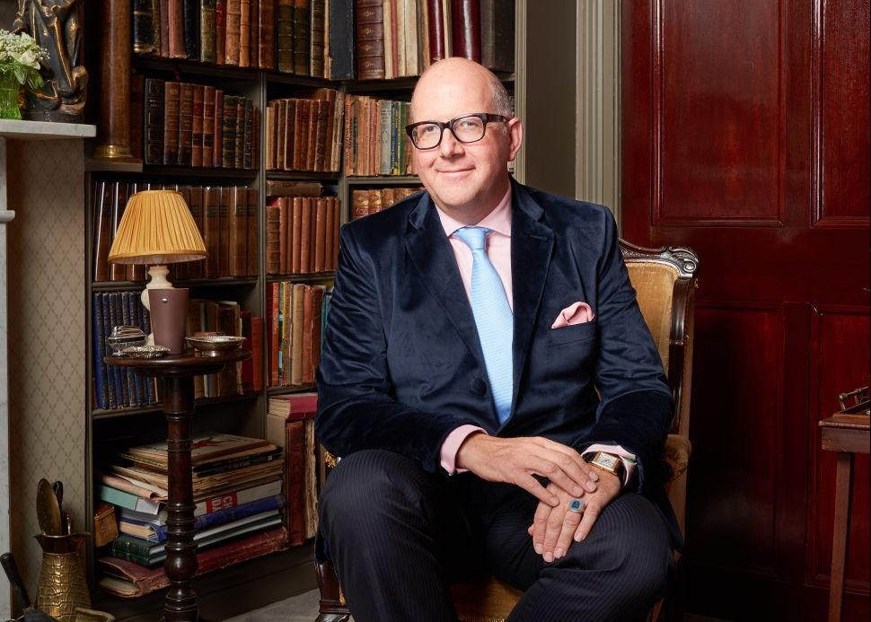 Philip Hoffman, founder and CEO of The Fine Art Group
