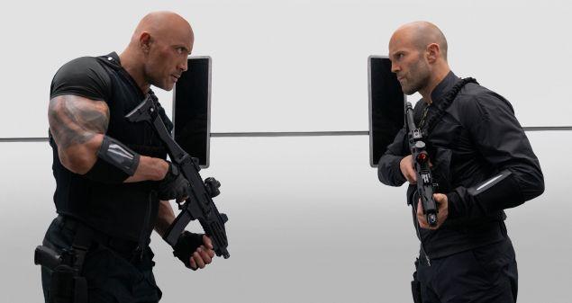 Fast & Furious Hobbs & Shaw Box Office Dwayne Johnson