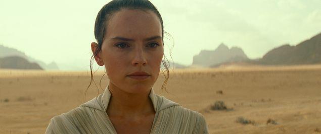 Star Wars Daisy Ridley Rise of Skywalker