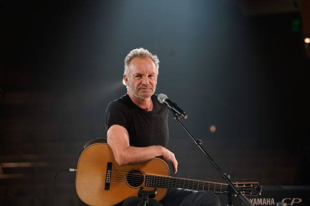 Sting buys 220 central park south apartment