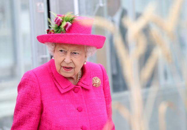 Queen Elizabeth Buckingham palace intruder