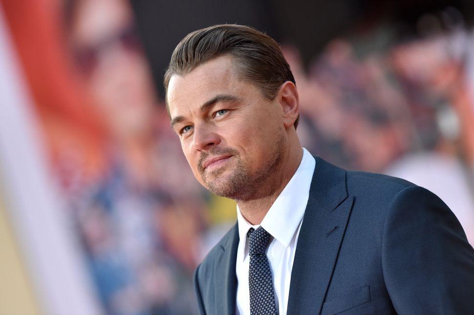 Netflix Leonardo DiCaprio Once Upon a Time Streaming