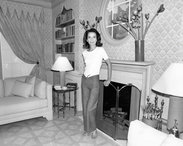 Lee Radziwill apartment