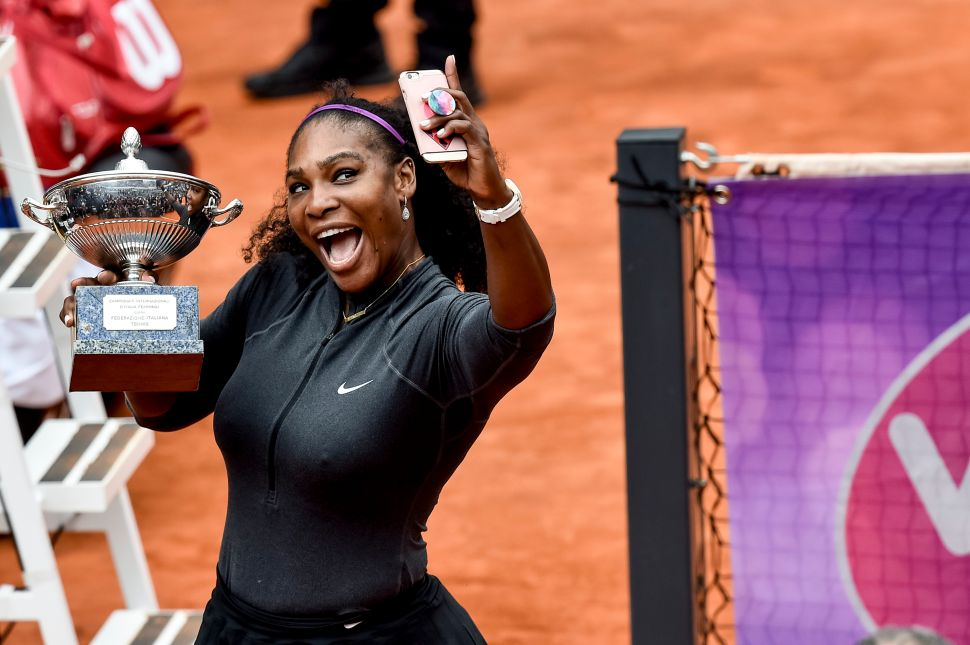 Avid Snapchatter Serena Williams is getting her own show on the social network.