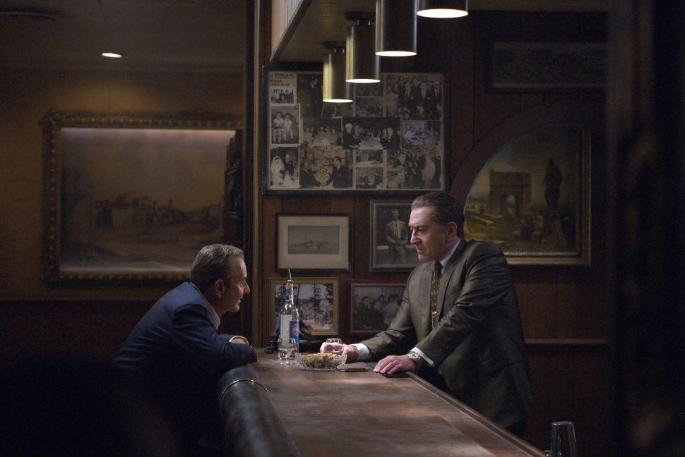 The Irishman Trailer Netflix Robert De Niro Al Pacino Martin Scorsese