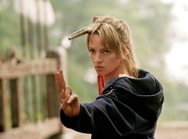 Quentin Tarantino Kill Bill Vol 2