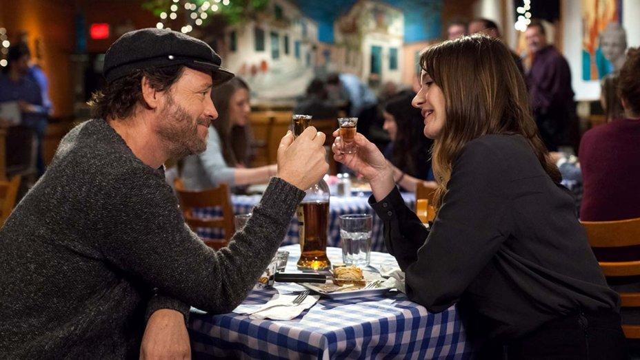 Greg Kinnear and Emily Mortimer in Phil.
