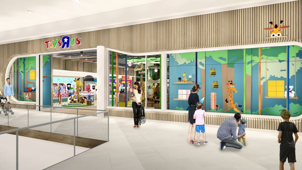 Toys 'R' Us is reopening its stores this year.