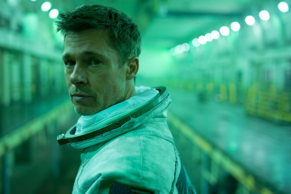 Brad Pitt Ad Astra Reviews