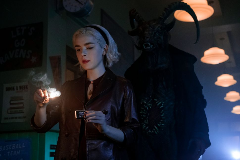 Netflix Ratings Chilling Adventures of Sabrina Season 3 Details