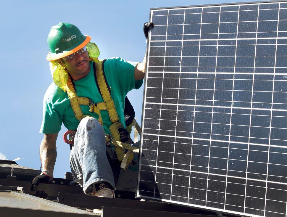 SolarCity Tesla Rent Solar
