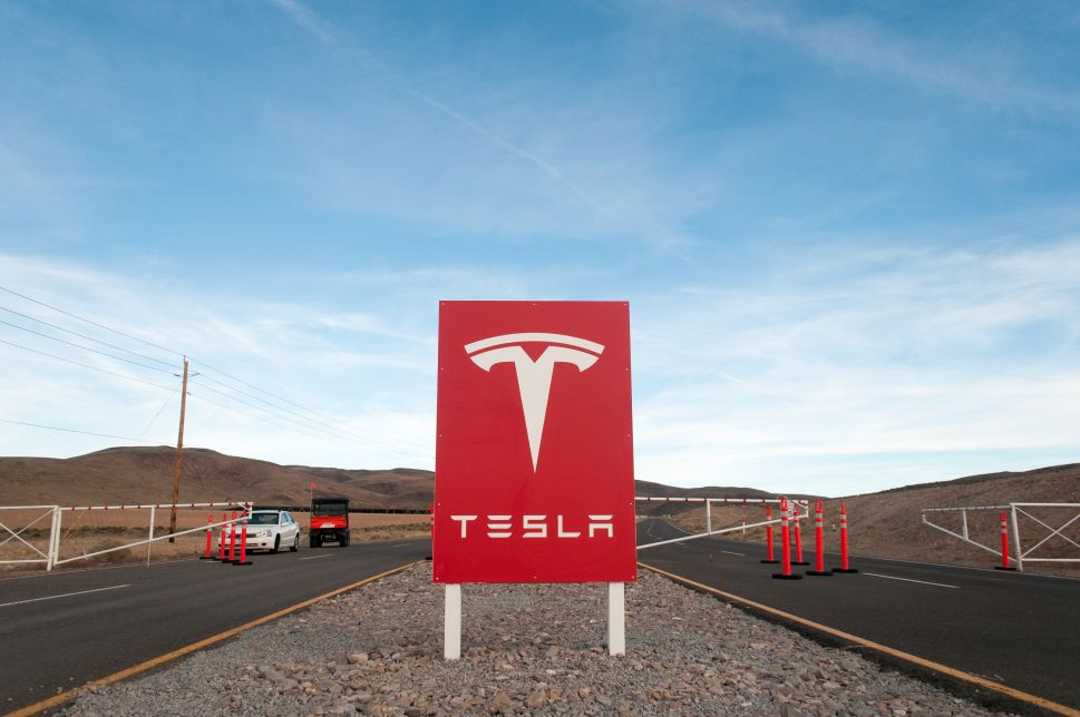 Tesla's European Gigafactory will be its second overseas facility after China.