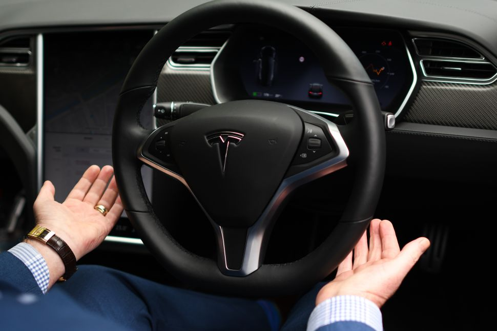 Tesla's self-driving effort is advancing quickly.