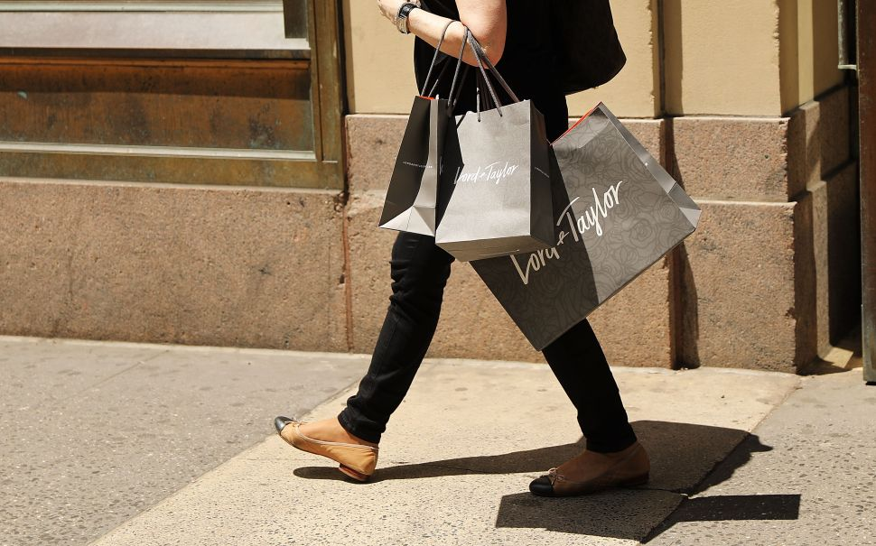 Department store chain Lord & Taylor has been acquired by fashion rental startup Le Tote.
