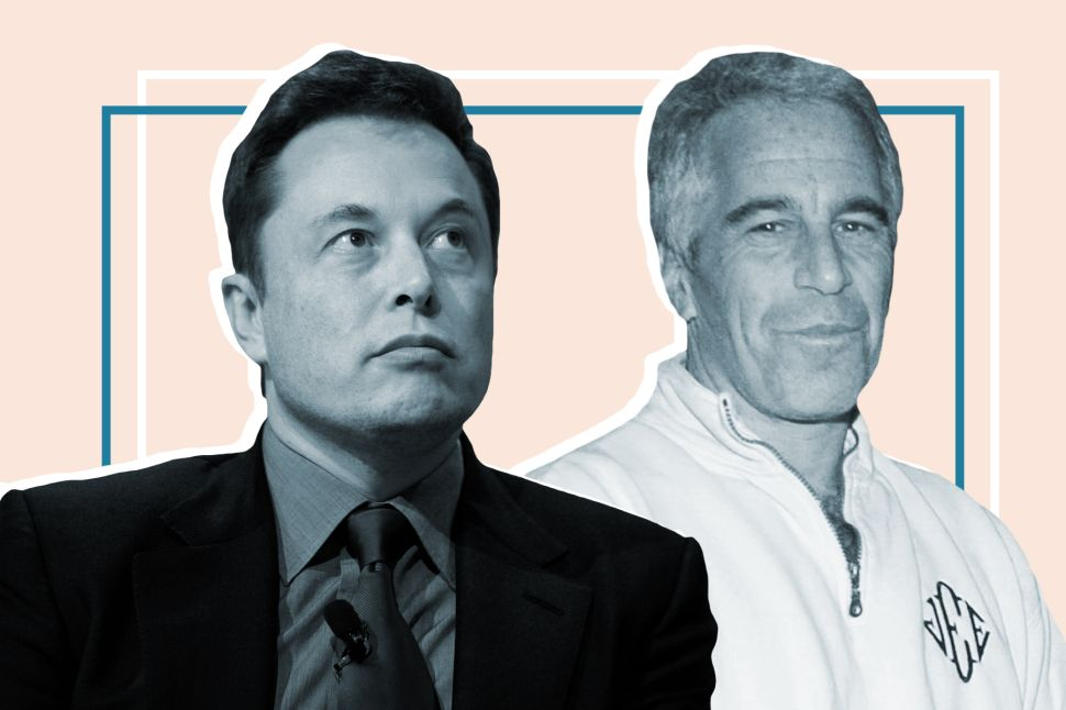Jeffrey Epstein said he had spoken to the Saudis about investing in Tesla last summer.