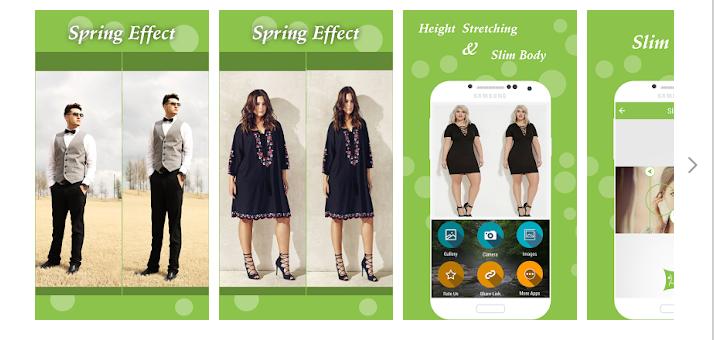 Spring Effect