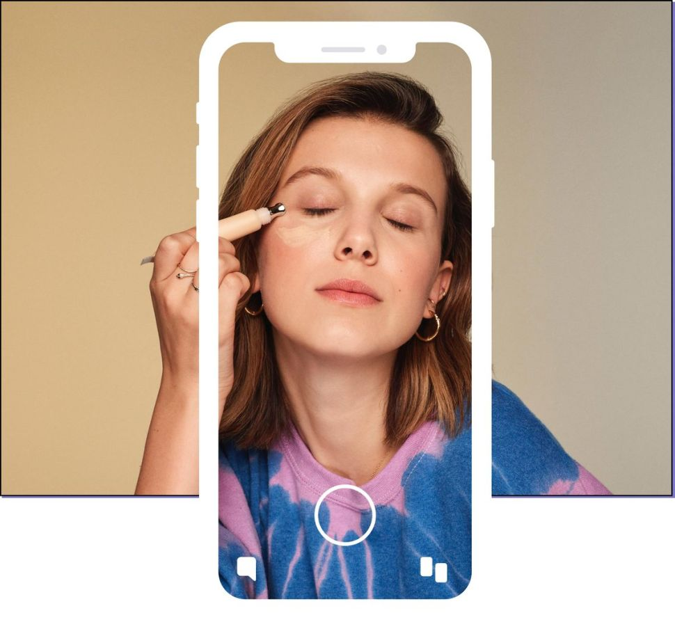 'Stranger Things' star Millie Bobby Brown's new beauty brand is aimed at teens.