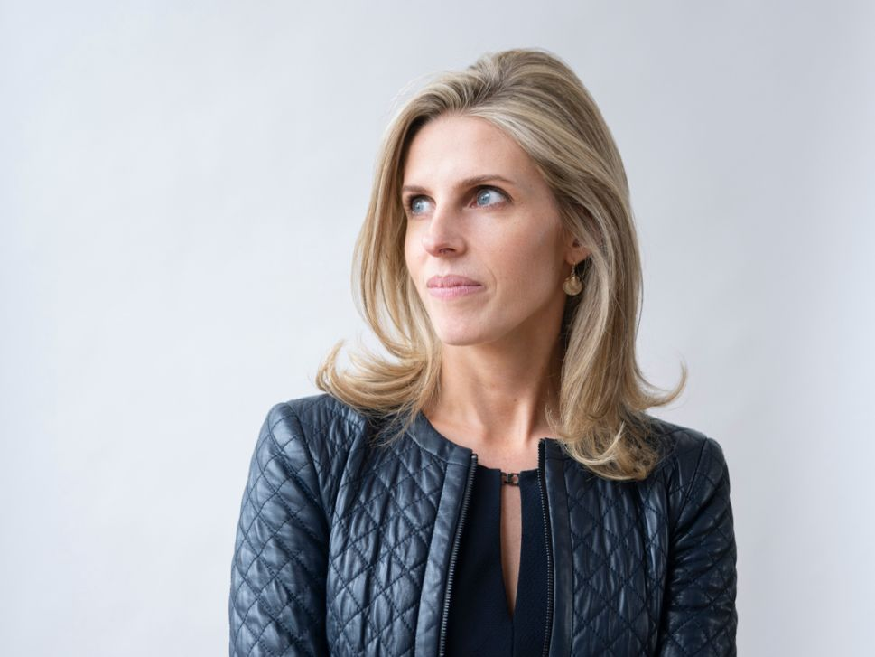 WeWork's global head of real estate partnerships, Sarah Pontius, has left the company.