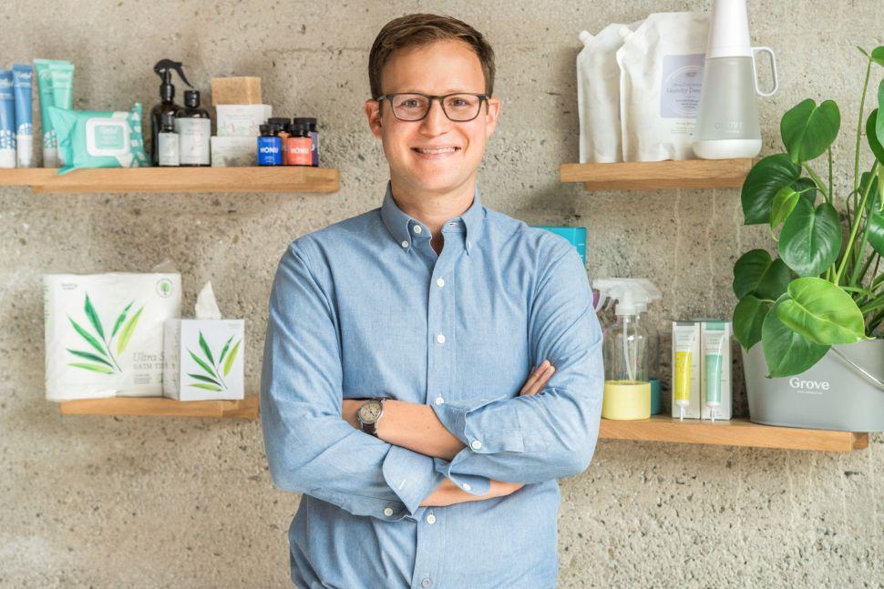 Grove CEO Stuart Landesberg