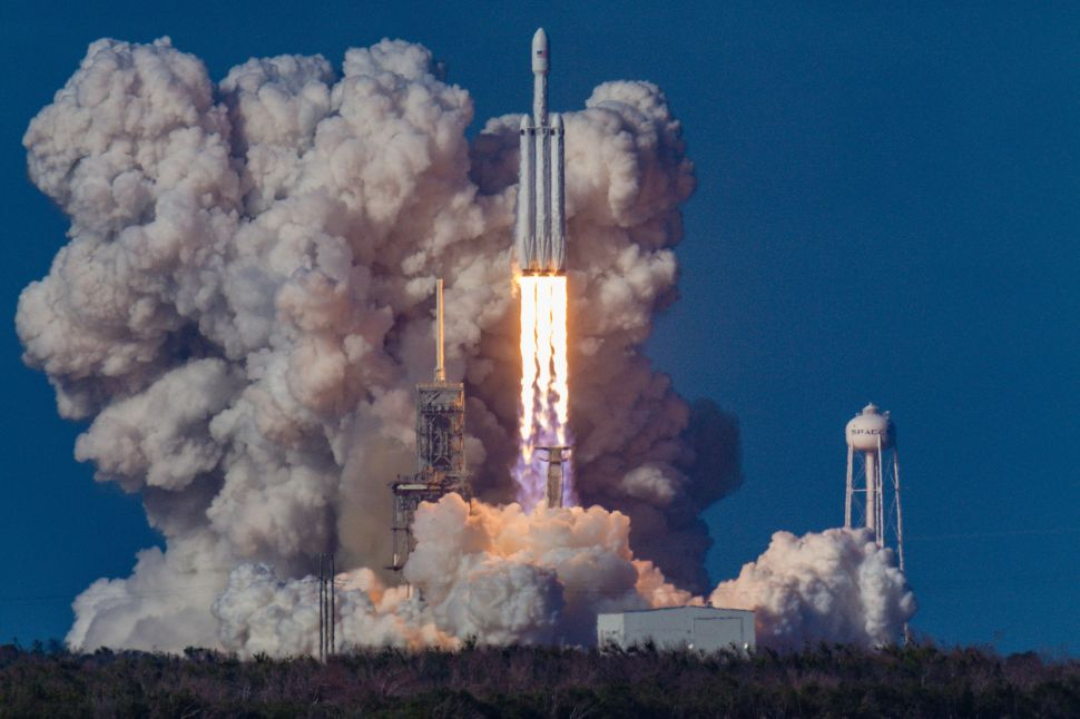 Launching things into space is a promising business, but not for insurance companies.