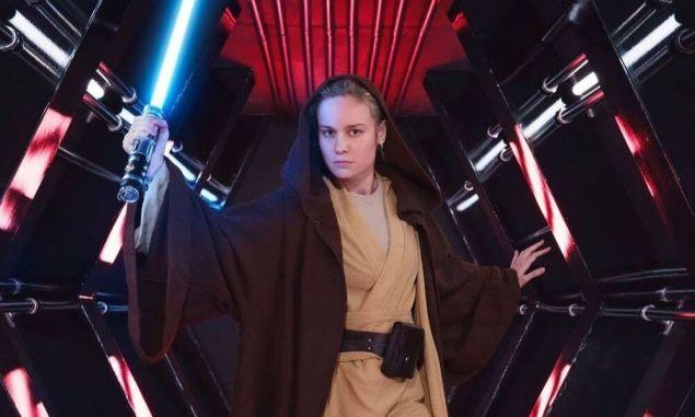 Kevin Feige Star Wars Brie Larson