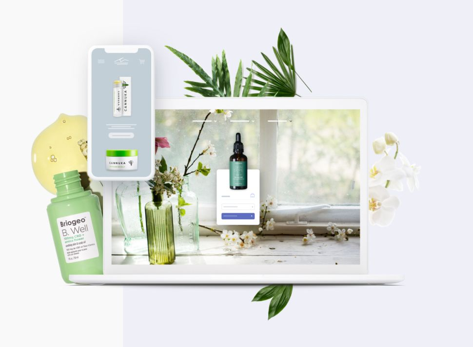 Shopify launched features aimed at CBD product sellers.